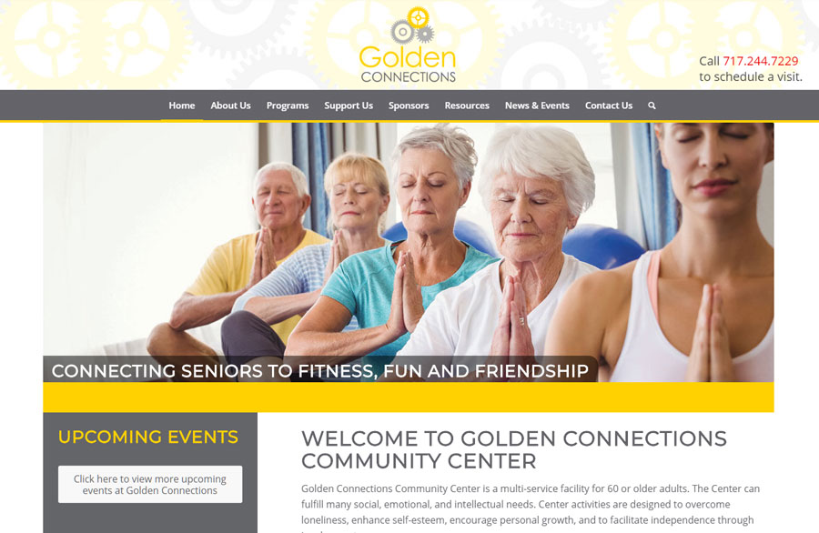 Golden Connections Community Center
