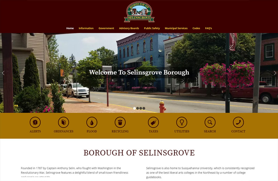 Selinsgrove Borough After